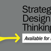Strategic Design Thinking Title Graphic
