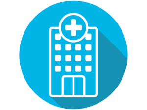Illustration of hospital